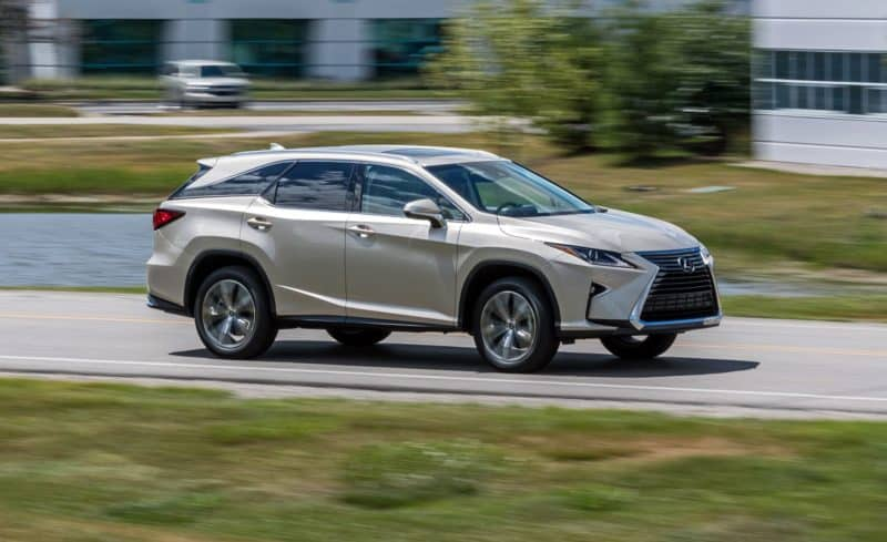 Everything You Need To Know About The 2020 Lexus Models