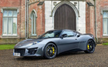 Lotus Evora Sport 410 front 3/4 view