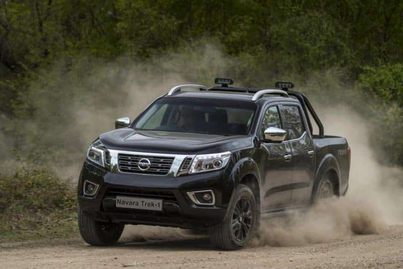 Nissan Navara showcases route the 2020 Nissan Frontier might take