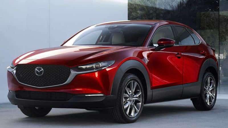All-new 2020 Mazda CX-30