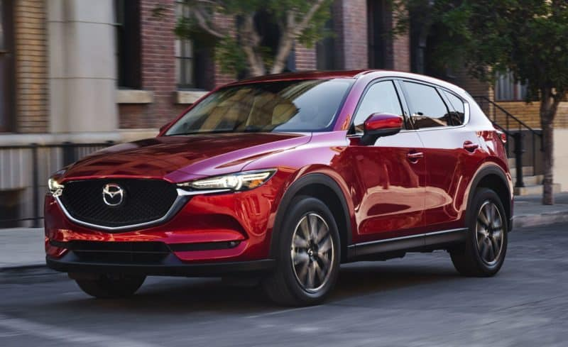 Mazda CX-5 might just be the most fun to drive family car out there