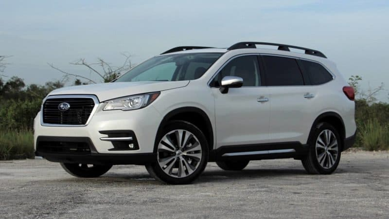 2020 Subaru Ascent to help Subaru climb the charts even further