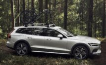 2020 Volvo V60 Cross Country profile view