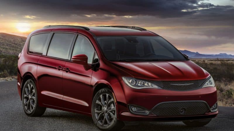 Chrysler Pacifica is one of the best minivans on the market