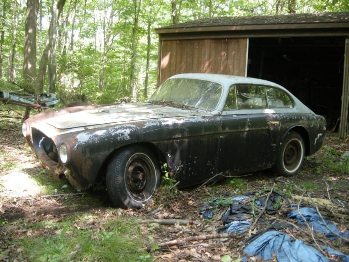 1952 Cunningham C3 is one of the most important barn finds in recent years