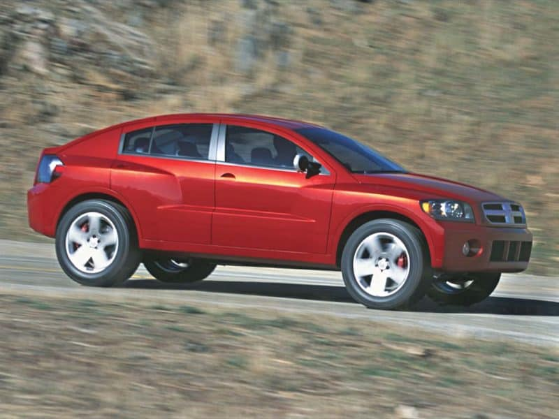 Dodge Avenger turned out to be one of the most unsuccessful concept cars