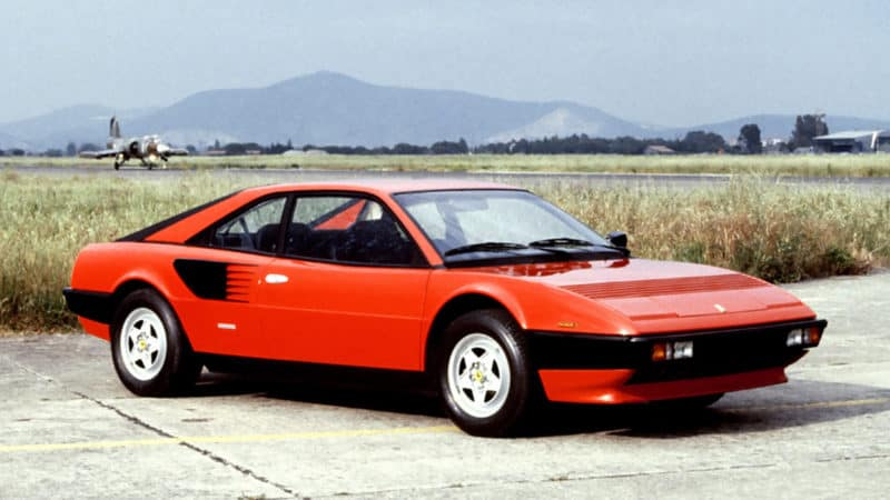 Mondial 8 is widely regarded as one of the worst Ferrari cars ever produced