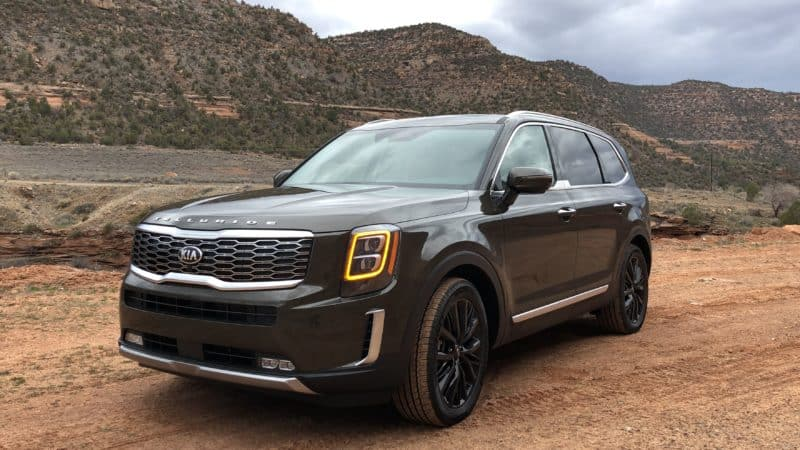 Kia Telluride is already one of the best family cars around