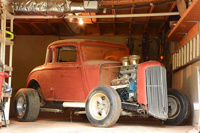 "1934 Plymouth Coupe is one of ""those"" barn find cars"