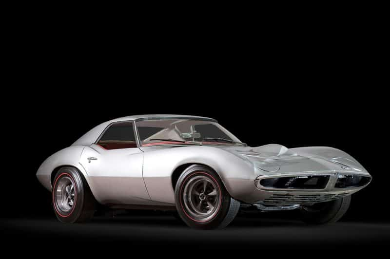 Pontiac Banshee - a concept that wouldn't be