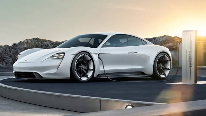 Porsche Mission E concept aims to revolutionize the EV sports car market