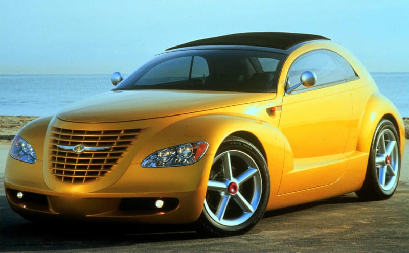Chrysler Pront Cruizer concept gave us one of the worst production cars of the 21st century