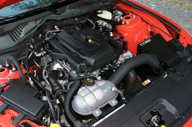 The Finest Mustang Engines of All Three Configurations