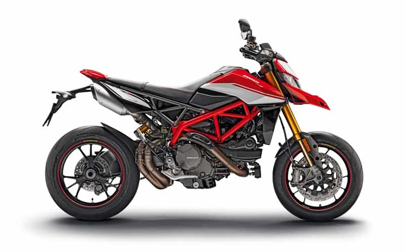 2019 Ducati Hypermotard 950 Side View