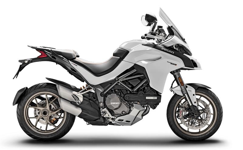 2019 Ducati Multistrada 1260 Side View