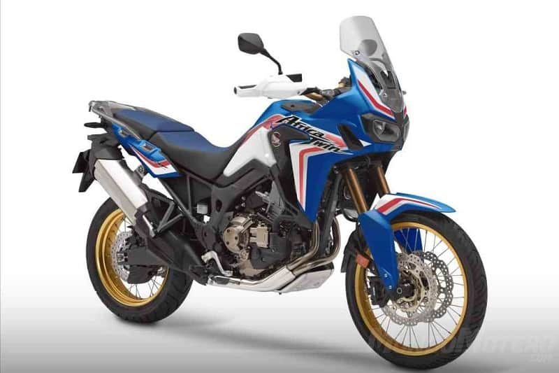 2019 Honda Africa Twin CRF1000L Side View