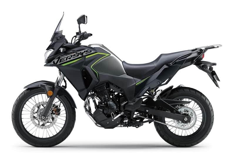 2019 Kawasaki Versys-X 300 Side View