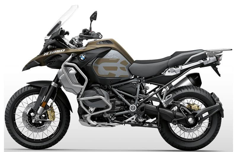 2019 BMW R1250GS Adventure Side View