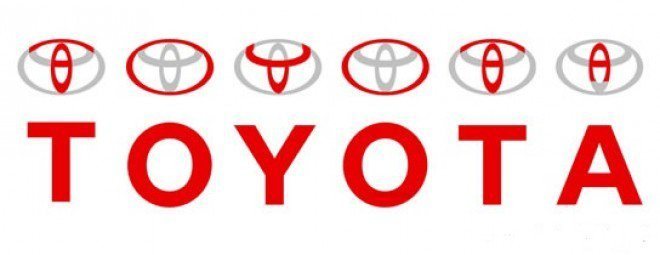 Toyota Logo Letters