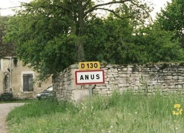 Anus, France