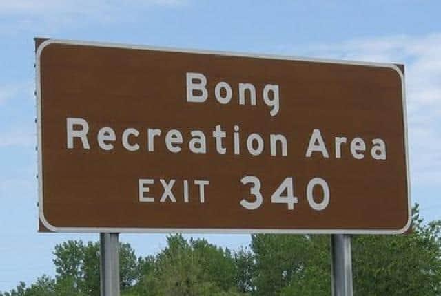 Bong recreational area