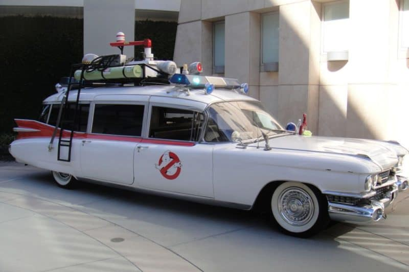 Ecto-1 is one of the most memorable movie cars of all time