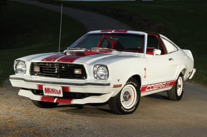 Ford Mustang II received some undeserved flak in terms of critics