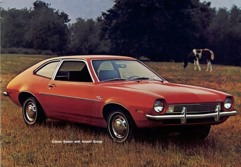 Ford Pinto is one of the worst cars ever made