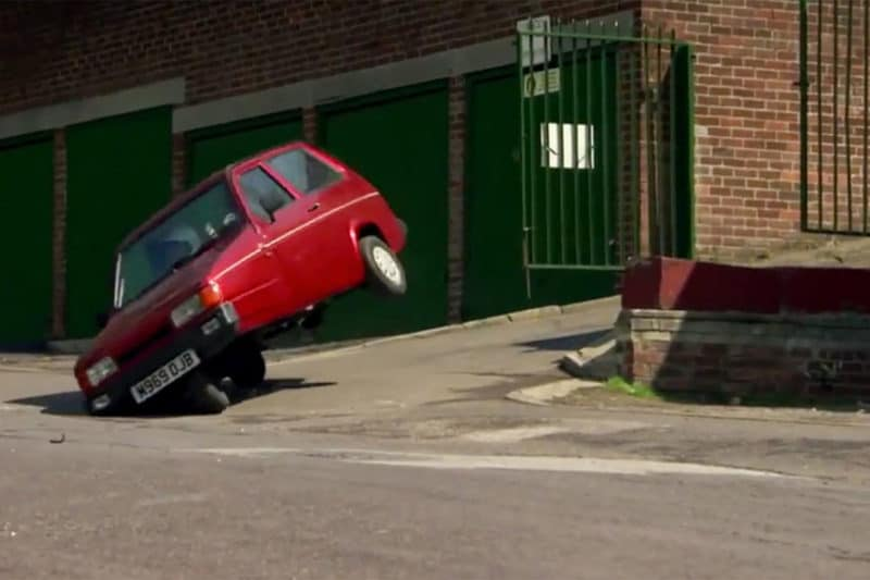 Is the Reliant Robin the worst car ever made?