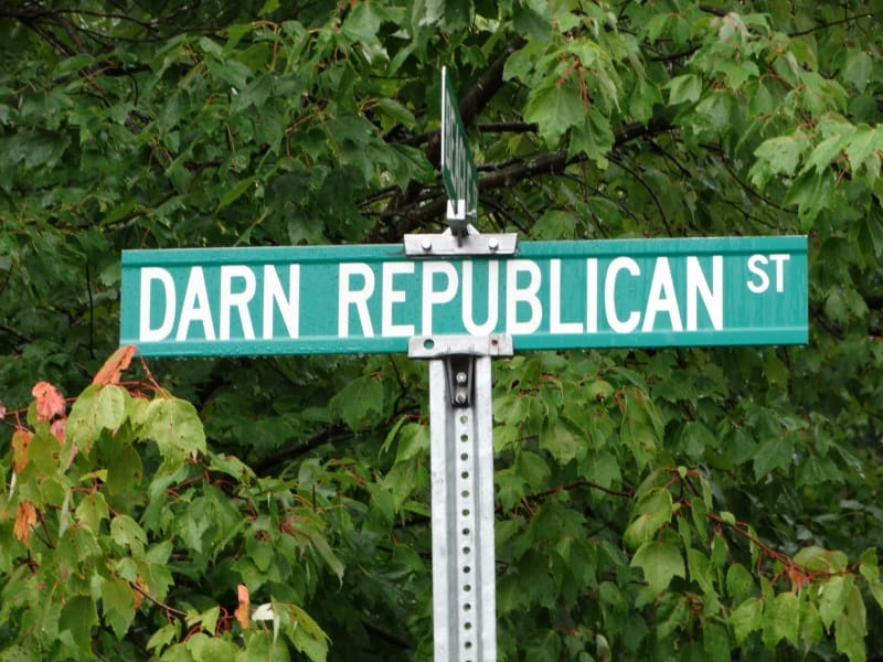Those Darn Republicans will ruin America