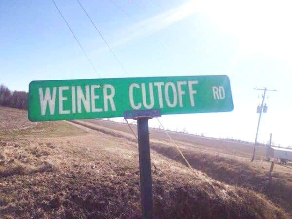 Weiner Cutoff Road