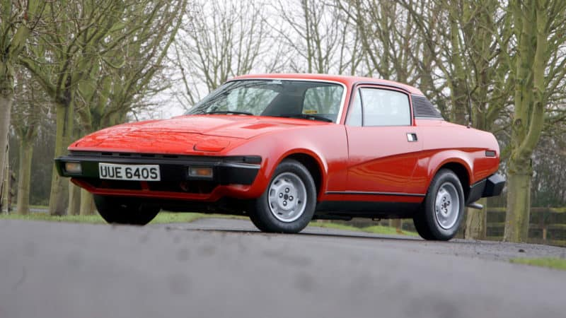 Is the Triumph TR7 the worst sports car ever made?