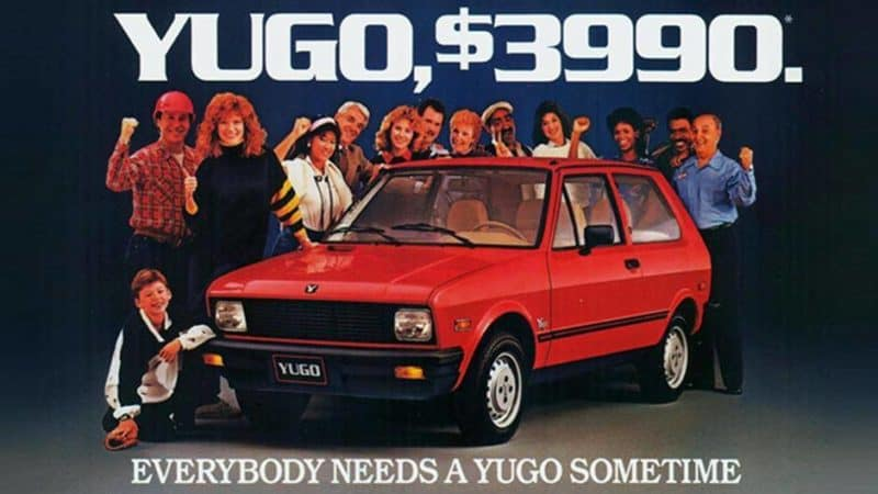 Yugo GV is one of the most unfairly judged cars ever
