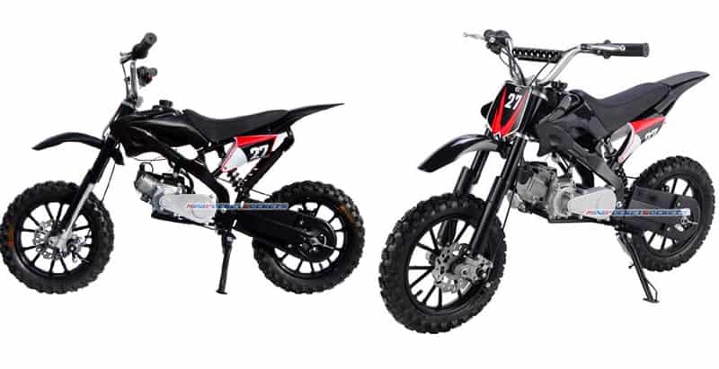 KTX Radical Mini Dirt Bike