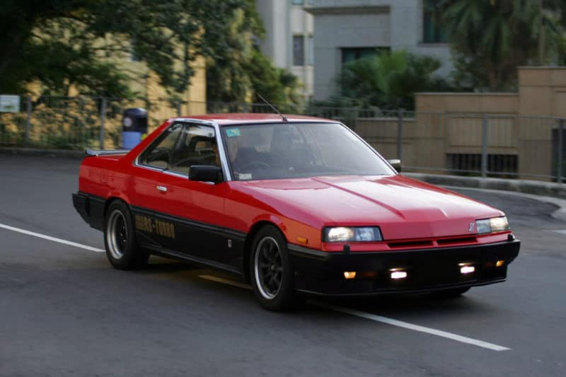 Nissan Skyline DR30 is one of the most iconic Japanese cars of the 80s