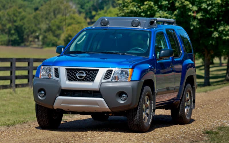 Nissan Xterra is one of discontinued SUVs we'd love to see back