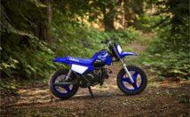 Yamaha's PW50 Mini Dirt Bikes