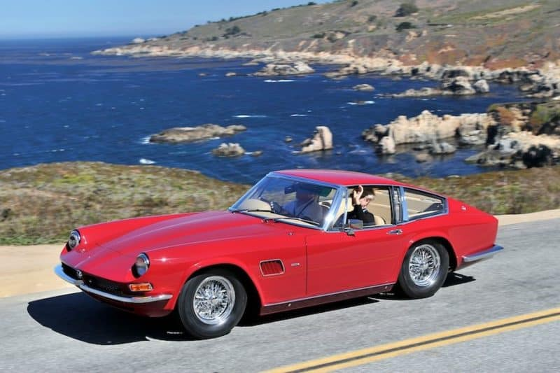 AC Frua is one of the most obscure Italian cars with an American engine