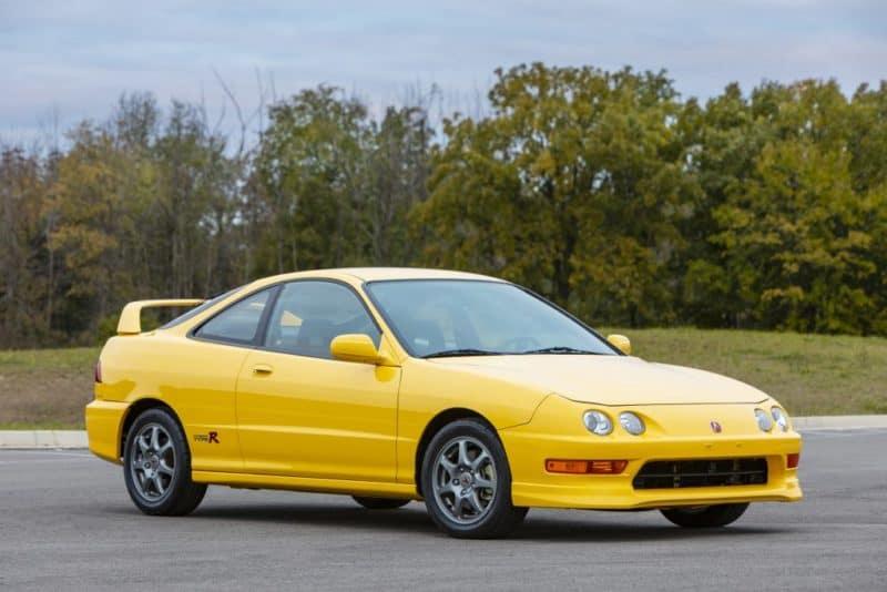 Japanese cars - Acura Integra Type R