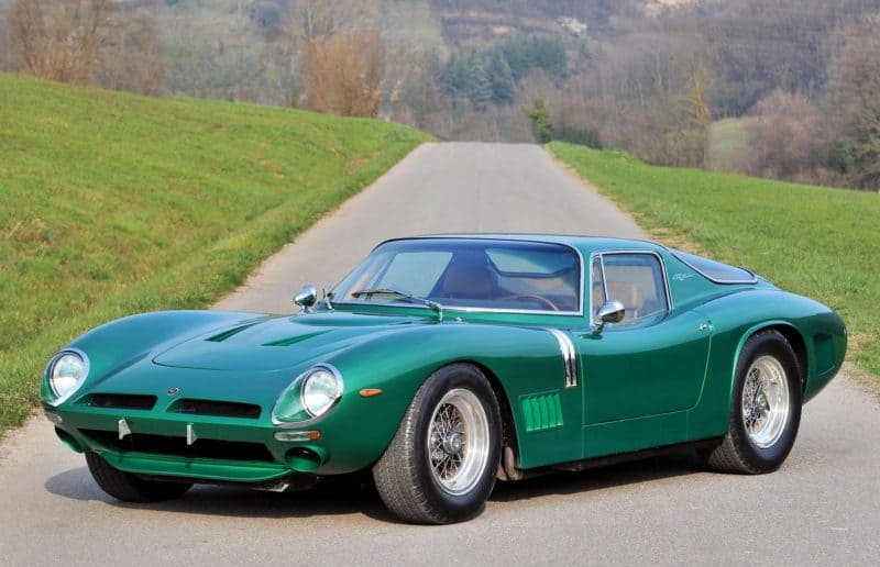 Bizzarrini Strada is one of the rarest Italian cars from the 1960s