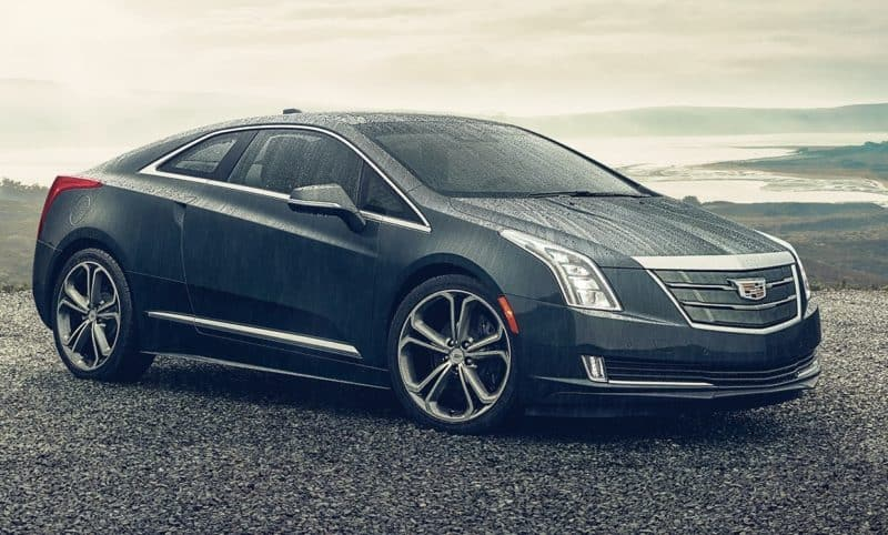 Cadillac ELR is another one of recently discontinued cars