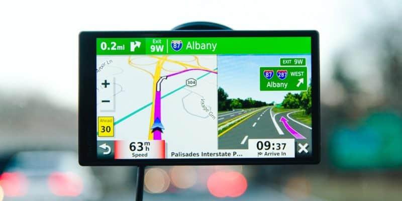 Faulty car GPS