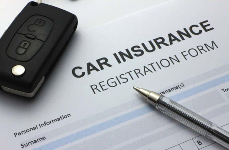 Speeding ticket will affect car insurance premium