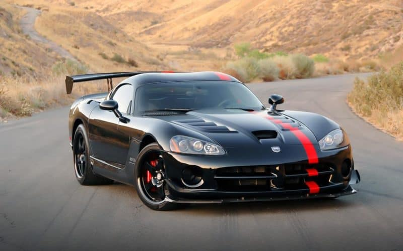 Dodge Viper's discontinuation breaks our heart the most
