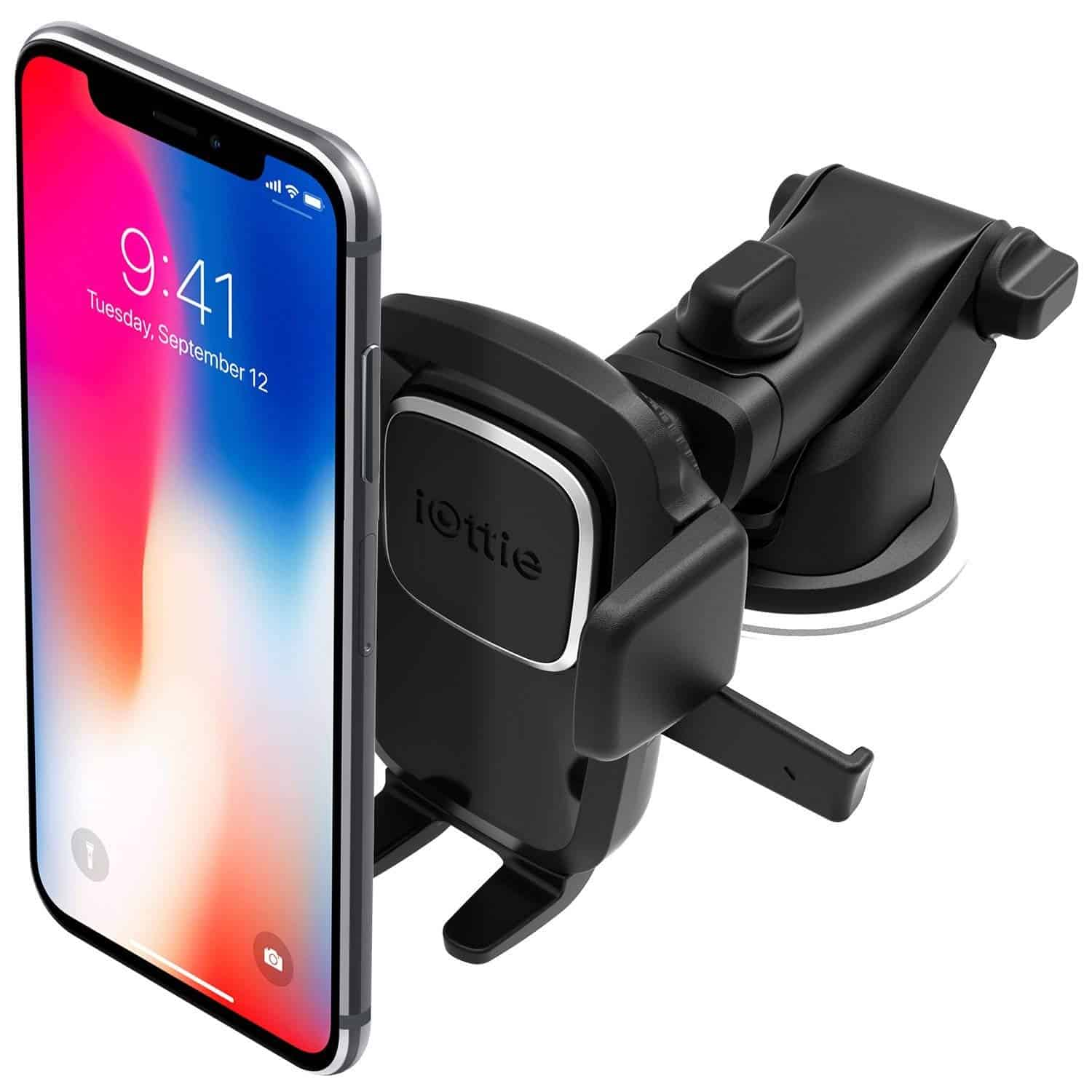 iOttie Easy Touch 4 Windshield mount for phone