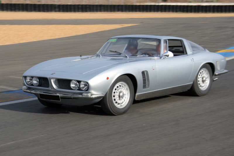 Iso Grifo packed some of the most renowned American V8 engines