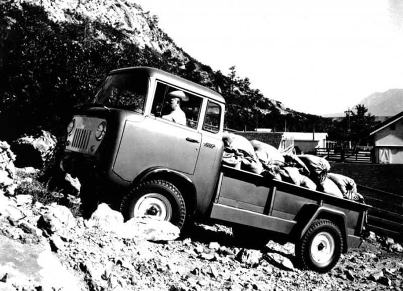 Jeep FC-Series