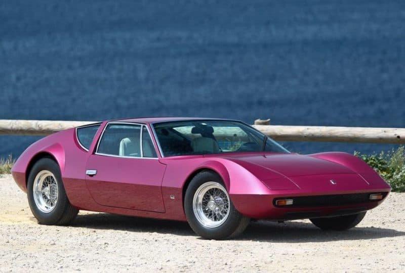 Monteverdi Hai 450 SS - one of the rarest Italian cars ever produced
