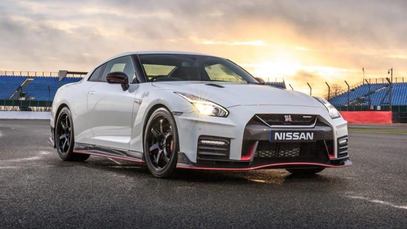 Japanese cars - Nissan GT-R Nismo