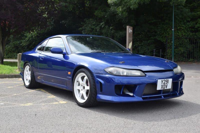 Japanese cars - Nissan Silvia S15